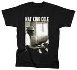 Nat King Cole - NKC Piano T-Shirt
