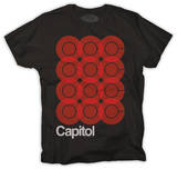 Capitol Records - Capitol Overlay T-shirts