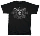 All That Remains - Skull Wreath T-Shirt