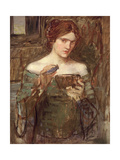 The Love Philtre, c.1913-14 Giclee Print by John William Waterhouse