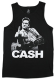 Tank Top: Johnny Cash - Flippin T-shirts