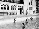 The Western Baths, Hillhead, 1955 Photographic Print