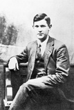 Michael Collins (1890-1922) as a Young Man Photographic Print by  Irish Photographer
