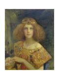 Salammbo, 1907 Giclee Print by Gaston Bussiere