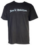 Jane's Addiction - Old English T-shirts