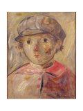A Little Boy, c.1925-32 Giclee Print by Tadeusz Makowski