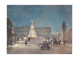 View of Buckingham Palace Published by W.M. Power, 1912 Giclee Print by Thomas Robert Way