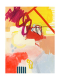 Governed by the Curves of Emotion Giclee Print by Jaime Derringer
