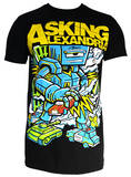 Asking Alexandria - Killer Robot (slim fit) Shirts