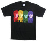 The Beatles - Technicolor Shirt