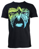 The Ultimate Warrior - Rage Face (slim fit) T-Shirt