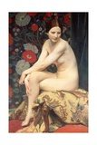 Nude, 1927 Giclee Print by George Spencer Watson