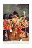 The Drum-Major Giclee Print by Christopher Clark