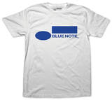 Blue Note - Shapes on White Shirts