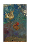 The Chariot of Apollo, 1907-10 Giclee Print by Odilon Redon