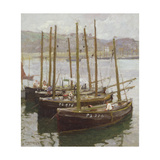 Waiting on the Tide, 1903 Giclee Print by Harold Harvey