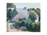Dunn's Cottage Giclee Print by Robert Polhill Bevan