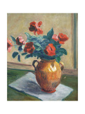 Bouquet of Flowers Giclee Print by Roderic O'Conor