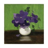 Violets, c.1900 Giclee Print by James Stuart Park