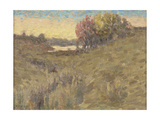 Northwest Landscape with Lake Giclee Print by Eanger Irving Couse