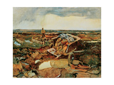 For What c.1918 Giclee Print by Frederick Varley