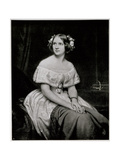 Jenny Lind (1820-87) the Swedish Nightingale, 1906 Giclee Print by Eduard Magnus