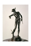 Perseus Arming, Cast in 1910 Giclee Print by Alfred Gilbert