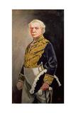 Portrait of David Lloyd George Giclee Print by Sir James Guthrie