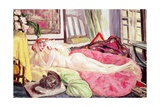 The Bohemian, 1921 Giclee Print by Jacqueline Marval