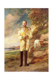 Portrait of George V as Prince of Wales (1865-1936), 1908 Giclee Print by John Seymour Lucas