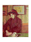 The Tea Cup Giclee Print by Harold Gilman