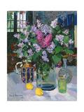 Lilacs, 1915 Giclee Print by Konstantin Alekseevich Korovin