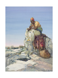 Snake Charmer, 1900 Giclee Print by Dudley Hardy