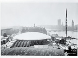 View of the Dome of Discovery Built for the Festival of Britain, Opened 4 May 1951 Photographic Print