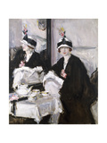Reflections Giclee Print by Francis Campbell Boileau Cadell