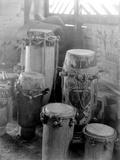 Voo Doo Drums, Haiti, 1908-09 Photographic Print by Harry Hamilton Johnston