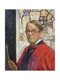 Self Portrait, 1925 Giclee Print by Robert Anning Bell