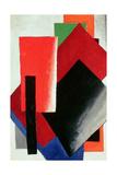 Architectonic Composition, 1918 Giclee Print by Lyubov Sergeevna Popova
