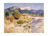 In the Dauphine Giclee Print by Adrian Scott Stokes