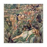 A Fairy Tale Lámina giclée por Mark Lancelot Symons