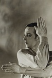 Postcard of Robert Helmann in 'The Wanderer' Photographic Print by  Australian Photographer