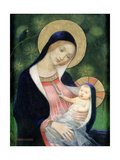 Madonna of the Fir Tree, 1925 Giclee Print by Marianne Stokes