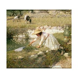 Provencal Spring, 1903 Giclee Print by Henry Herbert La Thangue