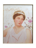 Claudia, 1900 Giclee Print by George Lawrence Bulleid