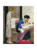 Little Pierre, 1922 Giclee Print by Robert Anning Bell