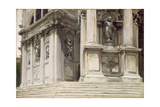 Santa Maria Della Salute, Venice, c.1904 Giclee Print by John Singer Sargent