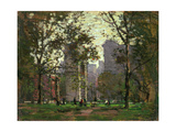 Washington Square, New York Giclee Print by Paul Cornoyer