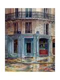 The Petrossian Caviar Shop in Paris Reproduction procédé giclée par  French School