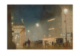 The Haymarket, London, C1910 Giclee Print by George Hyde Pownall