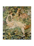 The Pool, 1904 Giclee Print by Edward Atkinson Hornel